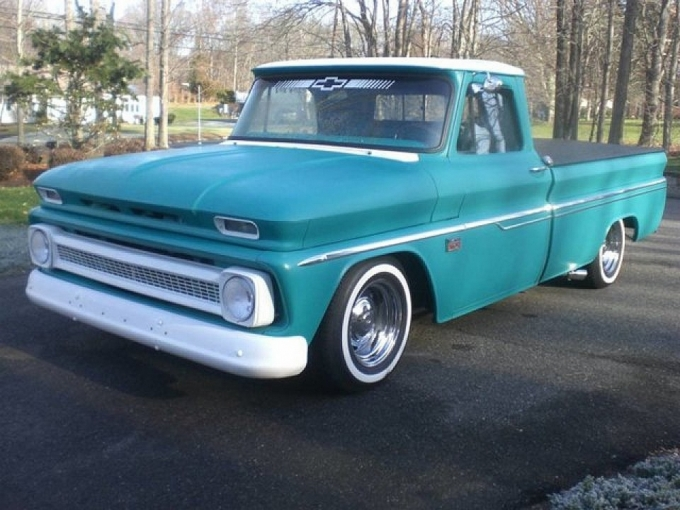 Chevrolet C10 Pick Up 1966
