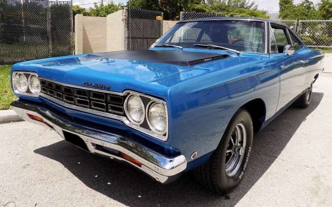 Plymouth Roadrunner 1968