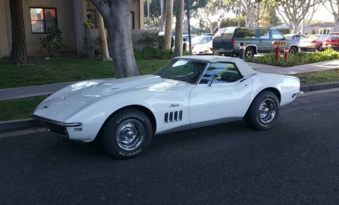 Chevrolet Corvette Stingray 1969