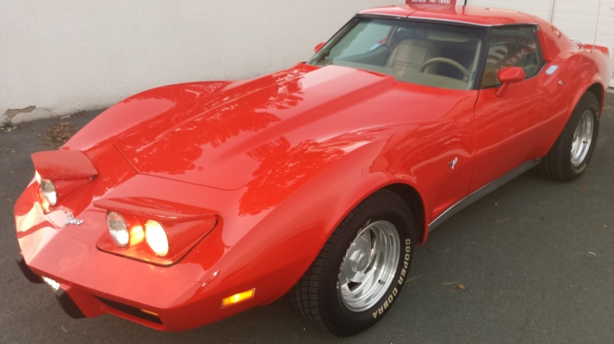 Chevrolet Corvette Stingray 1977