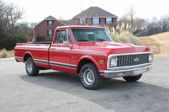 Chevrolet C10 Pick Up 1971