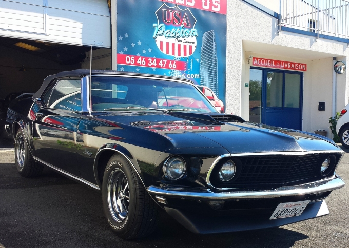 Ford Mustang Cabriolet 1969