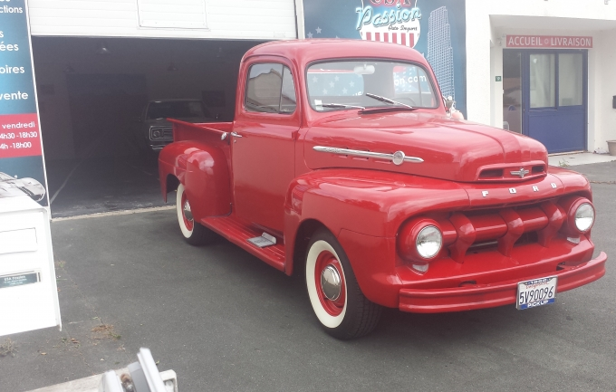 Ford Pick Up F1 1952