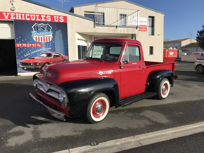 Ford F100 1955 Pick Up
